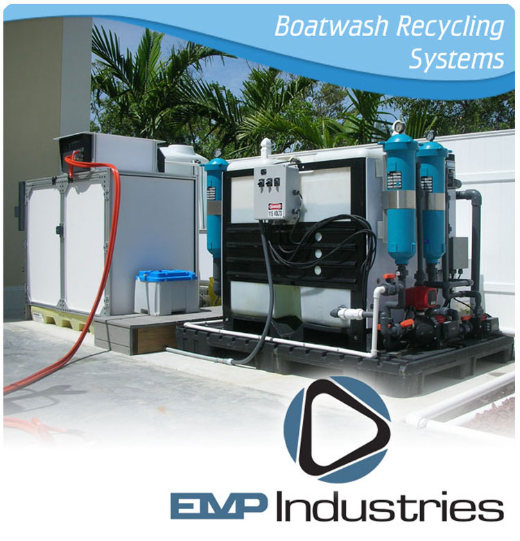 AquaClean Boat Wash Systems – Best Marine Pumps