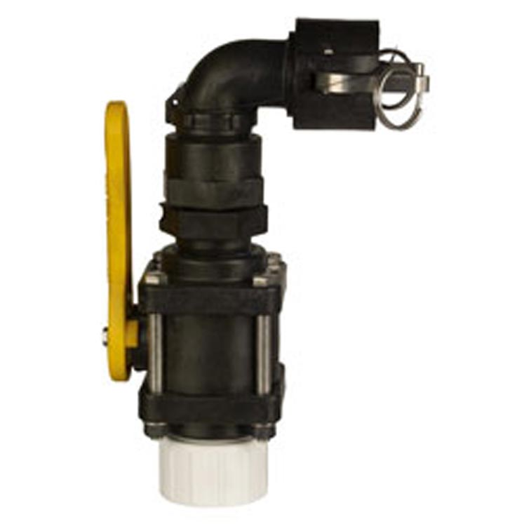 Sanisailor 50 Suction Hose with Nozzle Assembly